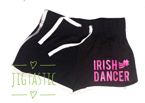 Irish Dancer Retro Shorts