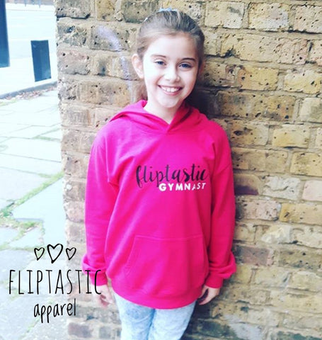 SIGNATURE GYMNAST / DANCER HOODIE