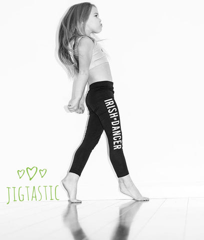 IRISH DANCER SIGNATURE LEGGINGS