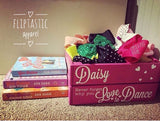 PERSONALISED LOVE TO DANCE CRATE