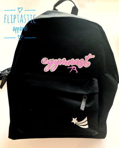 GYMNAST SIGNATURE BACKPACK