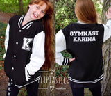 Customise your Varsity Jacket