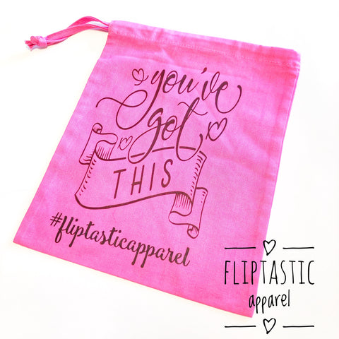 'YOU'VE GOT THIS' GRIP BAG