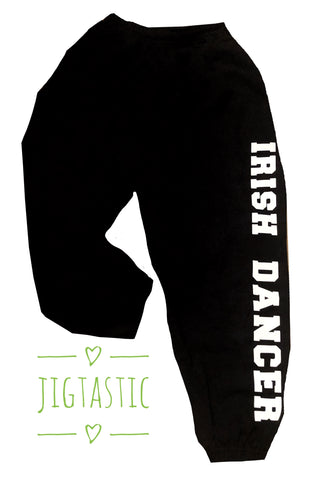 IRISH DANCE COLLEGE JOGGERS