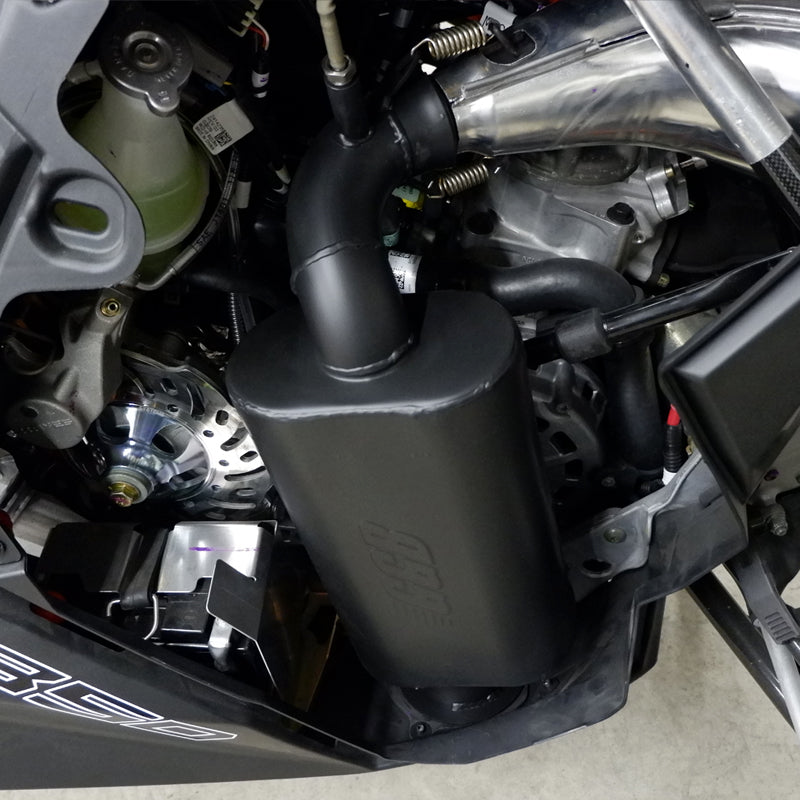 2019-2020 Polaris 850 AXYS Chassis / 850 Khaos Quiet Can