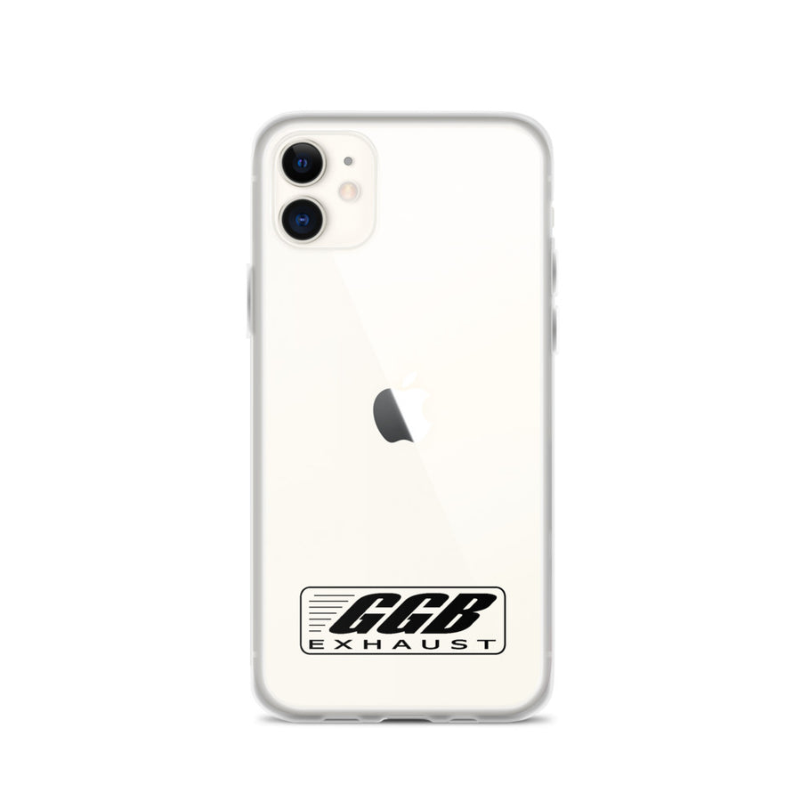 GGB Exhaust iPhone Case