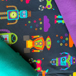 RAINBOW ROBOT HAREM TROUSERS
