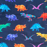 GEORASSIC RAINBOW DINOSAUR SKIRT