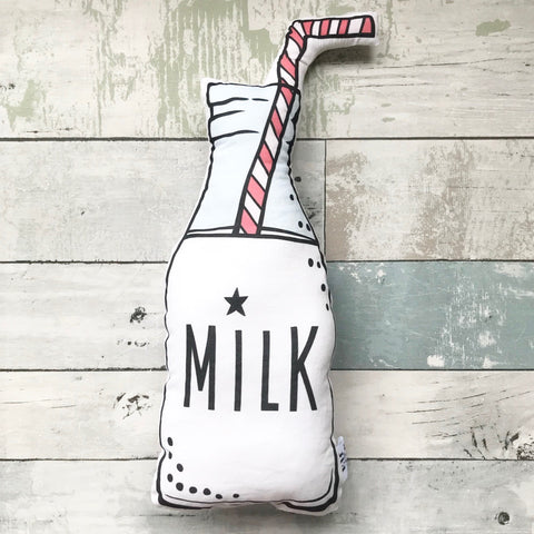 MILK BOTTLE CUSHION