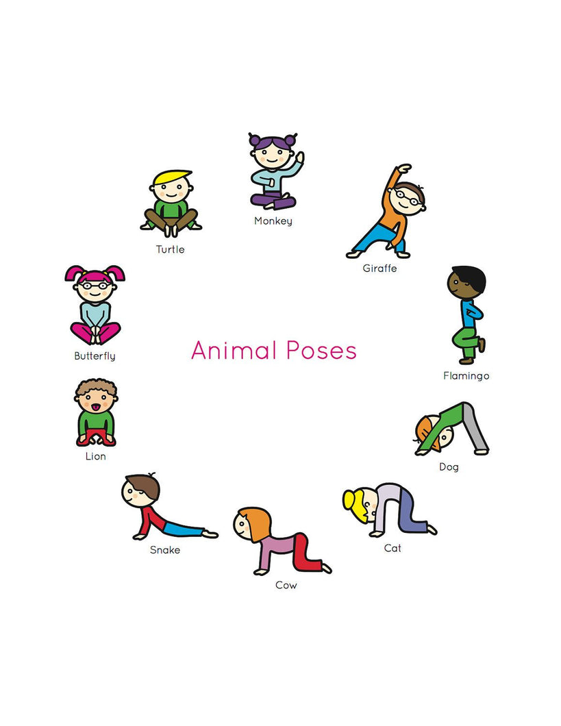 Animal Antics Virtual Class