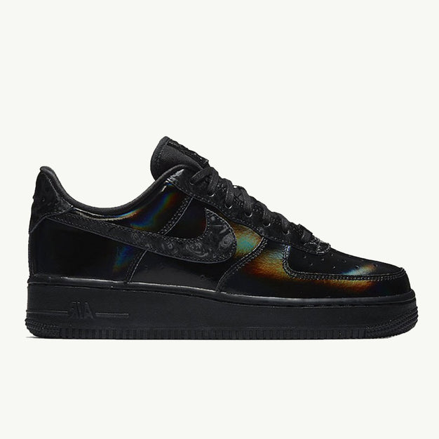 newest 4665c b861c NIKE W AIR FORCE 1 07 LUX WHITE WHITE BLACK | Area 51