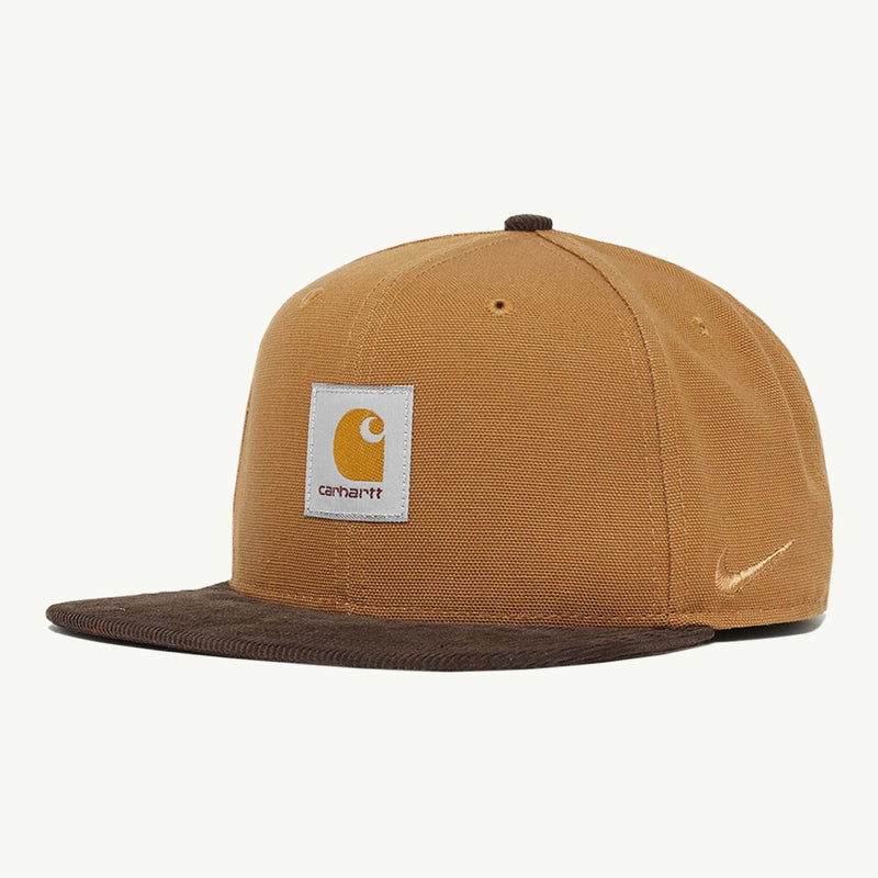 6e2a19cbc1514 ... new style nike x carhartt u nsw pro cap ale brown dark brown area 51  4fd2b