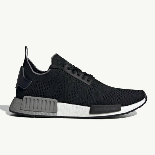 quality design 54b29 01aac ADIDAS NMD R1 PK CORE BLACK GREY THREE