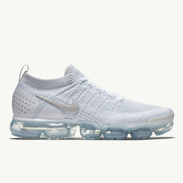 huge selection of 4fdb3 aa8c1 ... NIKE AIR VAPORMAX FLYKNIT 2 WHITE WHITE