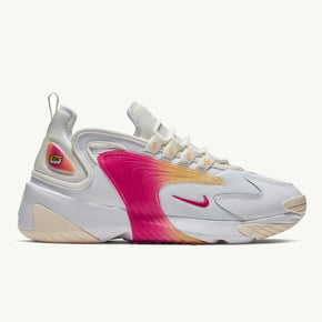 new arrival 34df0 002cc ... NIKE W ZOOM 2K WHITE RUSH PINK