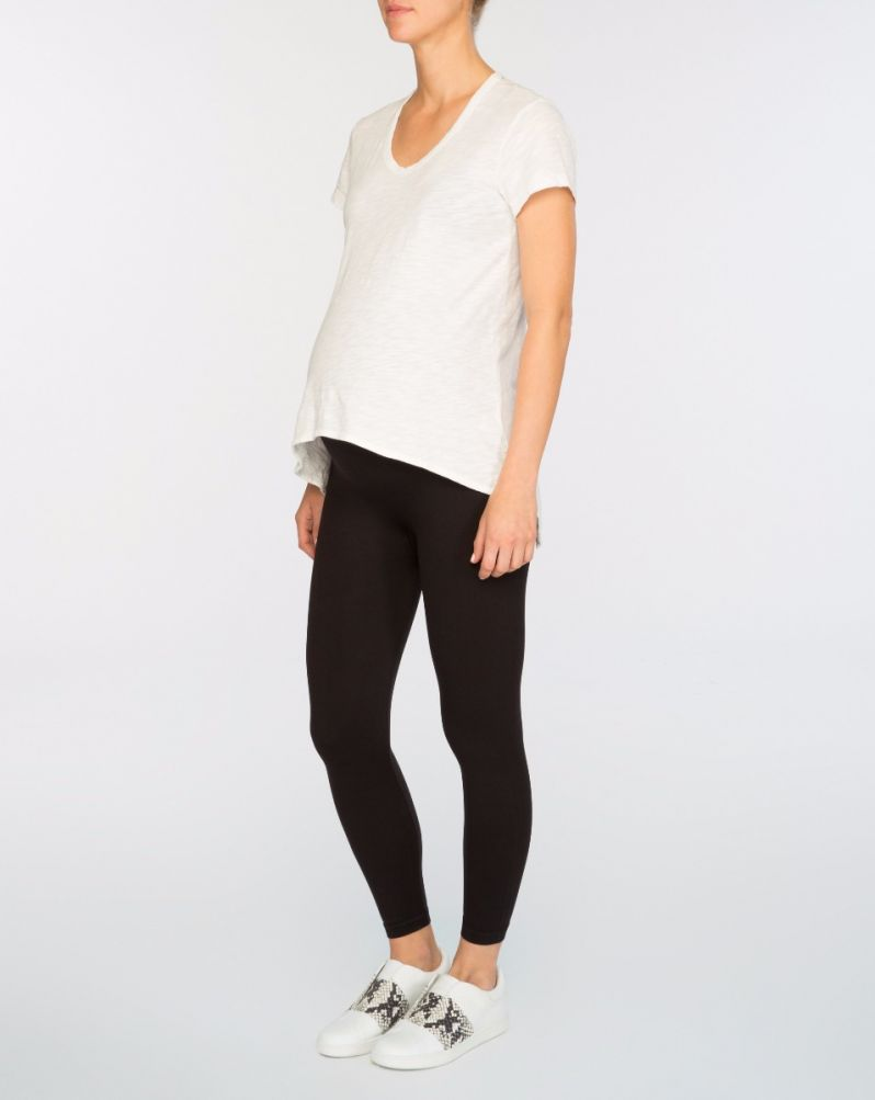 Leggings dolce attesa senza cuciture - Tyna.it