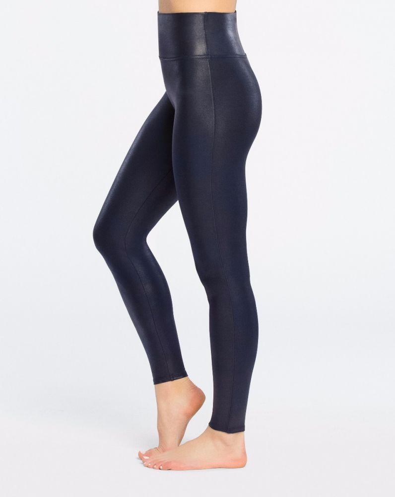 Leggings modellanti ecopelle - Tyna.it