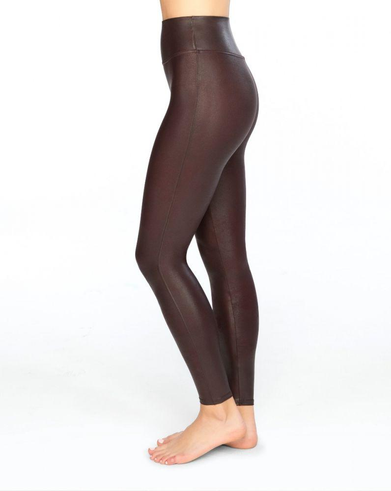 Leggings modellanti effetto pelle - Tyna.it