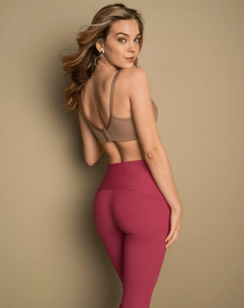 Leggings contenitivo push up - Tyna.it