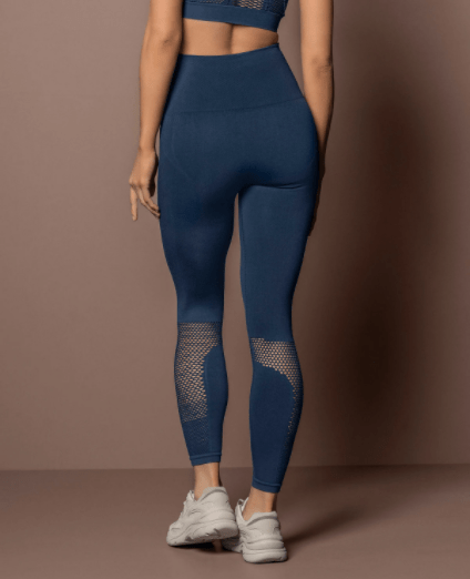 Leggings contenitivo senza cuciture vita alta - Tyna.it