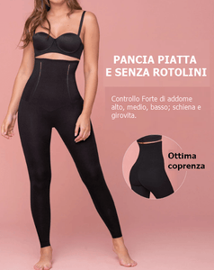 Leggings contenitivo compressione forte - Tyna.it