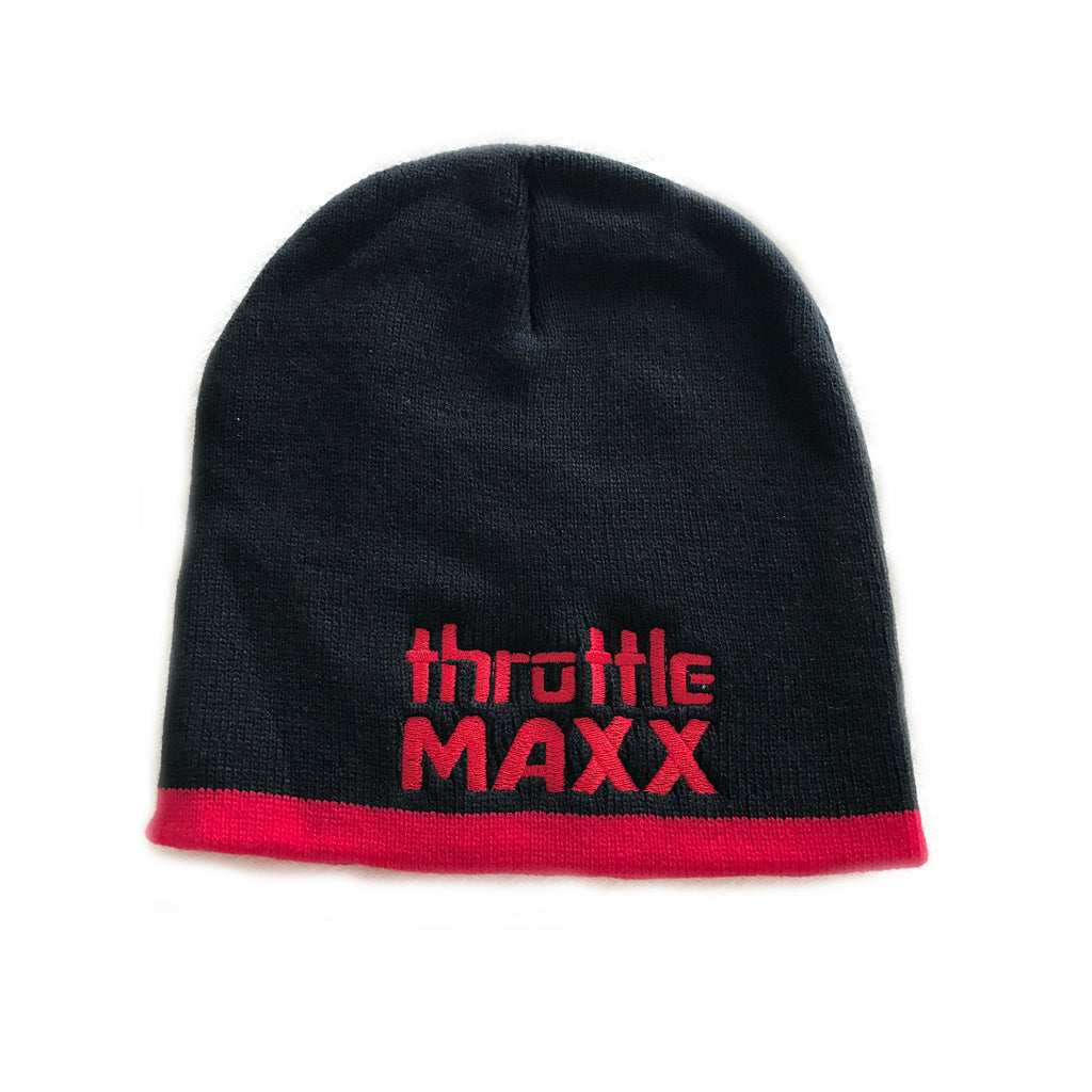 Authentic throttle-MAXX beanie