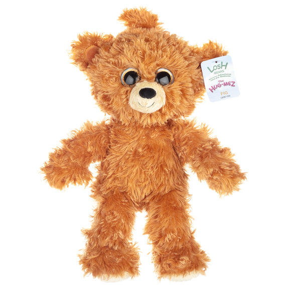PLUSH BEAR - FIG
