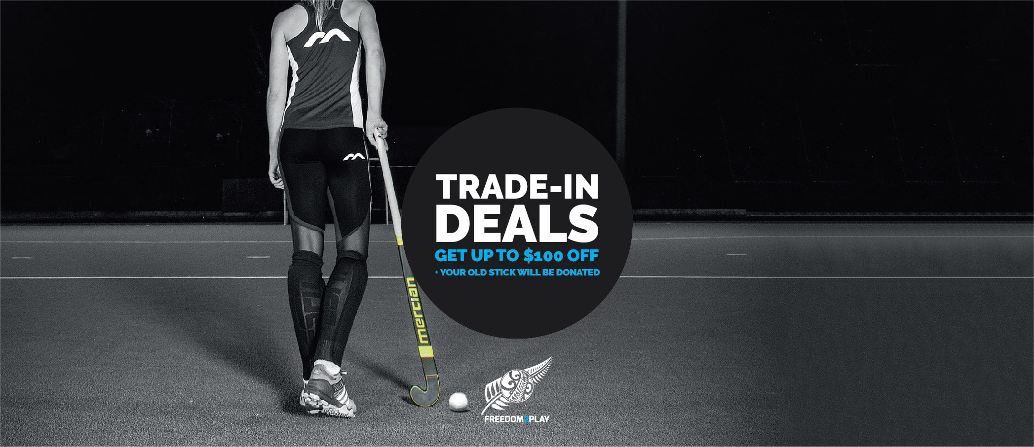 hockey stick trade in deal