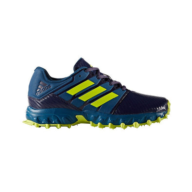 Adidas Junior Speed 2018 Blue Night/Solar Hockey Shoes