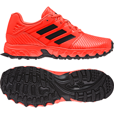 Adidas Junior Speed 2019 Red/Black Hockey Shoes