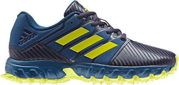 Adidas Junior Speed Blue Night/Solar Hockey Shoes