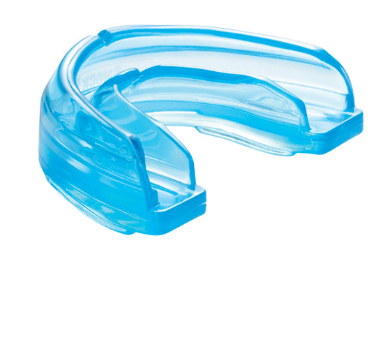 Shock Doctor Braces Mouthguard Blue