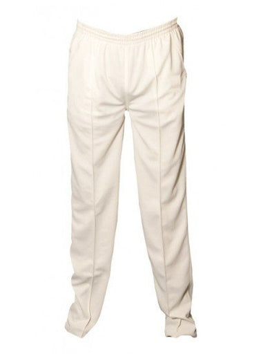 Tyka White Cricket Trousers
