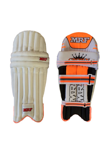 MRF Crown Batting Pads
