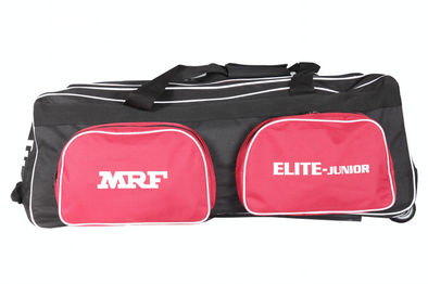 MRF Elite Jr Wheelie Kitbag