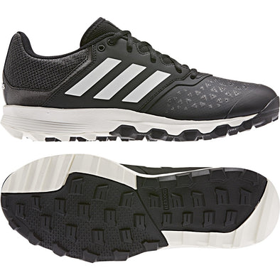 Adidas Flexcloud 2020 Black / Off White Hockey Shoes