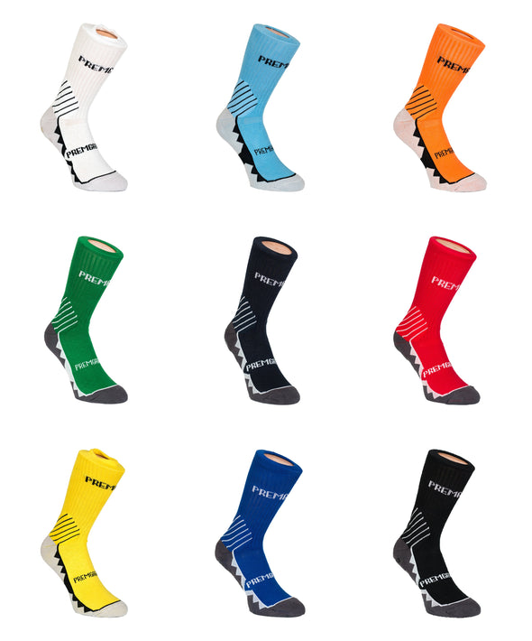 Premgripp Coloured Socks