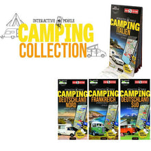 High 5 Edition CAMPING Collection - Interaktive Campingkarten