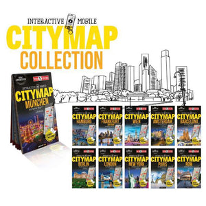 High 5 Edition CITYMAP Collection - Interaktive Stadtkarten
