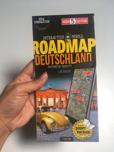 High 5 Edition ROADMAP Collection - Interaktive mobile Landkarten