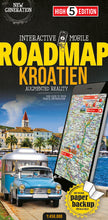 High 5 Edition ROADMAP Collection - Interaktive Landkarten Kroatien