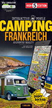 High 5 Edition CAMPING Collection - Interaktive Campingkarten Frankreich