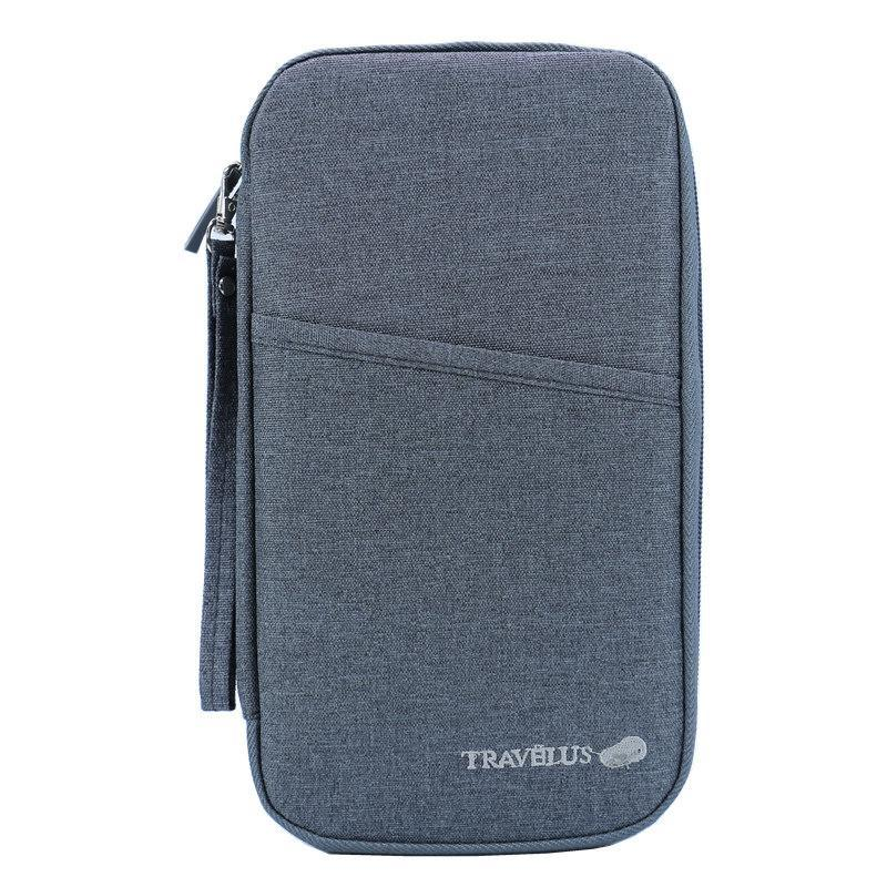 Travel Document Organizer/Holder - Backpacking Travel Gear