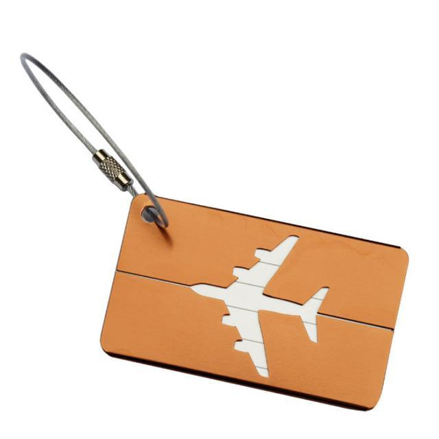Free Luggage Tag Limited Time Only! - Backpacking Travel Gear