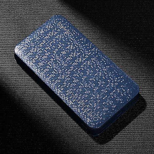 Mosaic Ultra Slim 20000mAh Powerbank - Backpacking Travel Gear
