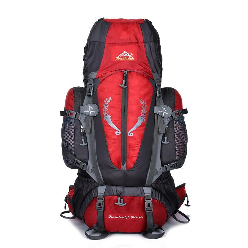 85L Waterproof Travel Backpack - Backpacking Travel Gear