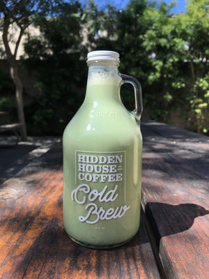 Matcha Latte Growler
