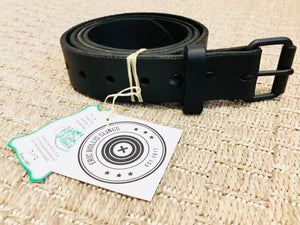 Hollis Millennium Leather Belt