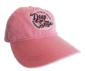 Cap Deep Settle Badge