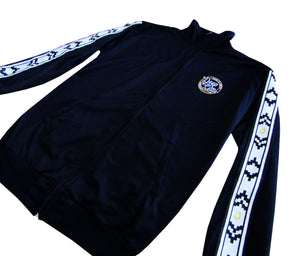 Track Suit Top Deep Settle Badge